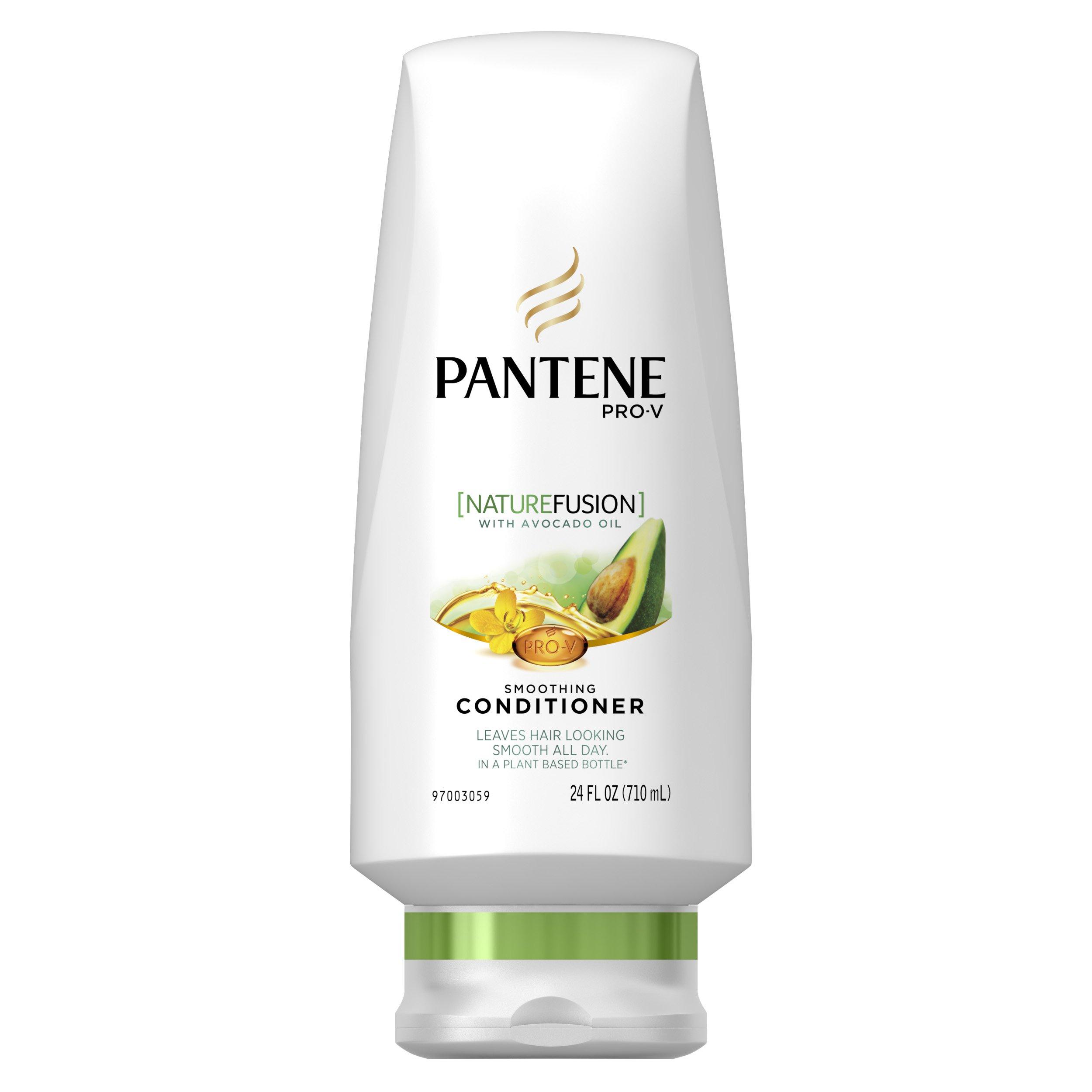 Amazon.com: Pantene Pro-V Nature Fusion Smoothing Shampoo