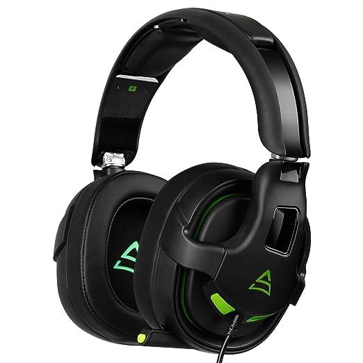 4 opinioni per SUPSOO G818 PlayStation 4 Nuova Auricolare Stereo Xbox One Cuffie per il gioco