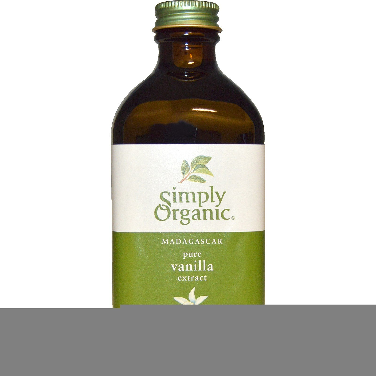 Simply Organic, Pure Vanilla Extract, Madagascar, 8 fl oz(Pack of 3)