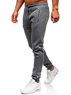 Traininghose Jogginghose Jogger Sport Freizeit Sweatpants OZONEE JS//AM62 Herren