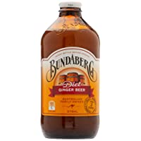 Bundaberg Diet Ginger Beer, 12 x 375 Milliliters