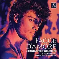 Il Pomo D'Oro Emelyanychev: Facce D'Amore (CD DIGI)