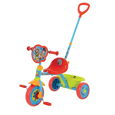 Disney Toy Story M004040 Tricycle, Blue: Toys & Games
