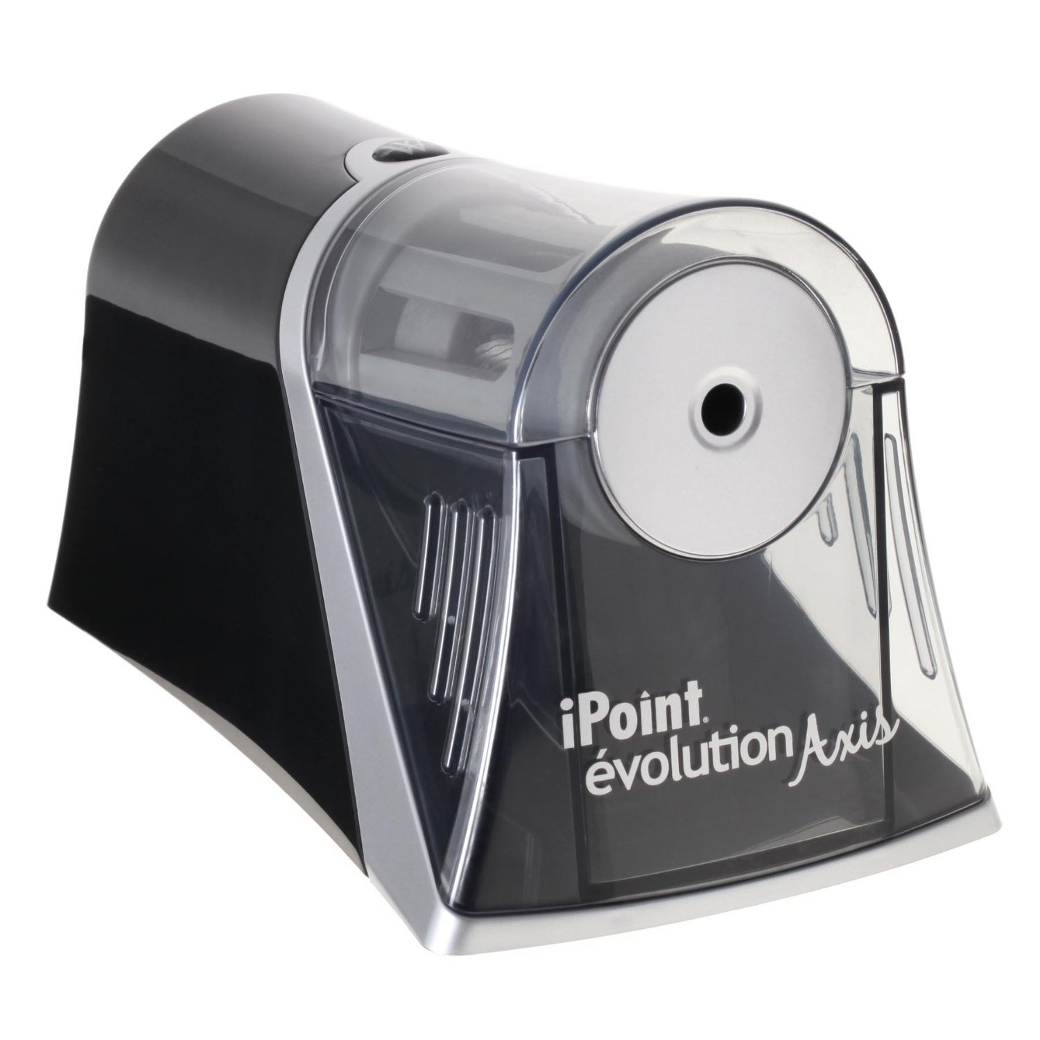 Westcott Axis iPoint Evolution Electric Pencil Sharpener for Home or Office, Case of 12 (15510)