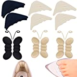 12 Pcs Heel Cushion Inserts Toe Fillers Pads for Womens Shoes to Big, Heels Grips Liners Fille Non Slip Pad Pain Blister…