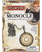 Steampunk Deluxe Monocle
