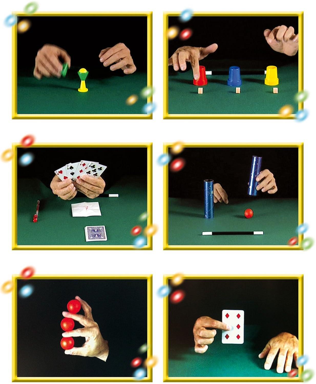Educa Borrás 29-12964 - Magia 200 Trucos con DVD: Amazon.es: Juguetes y juegos