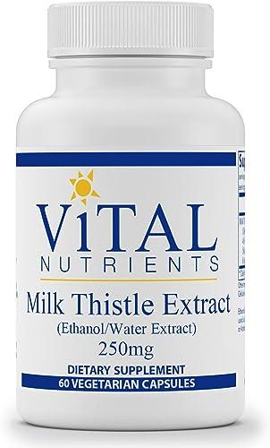 Vital Nutrients Milk Thistle Extract