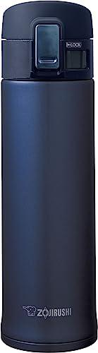 Zojirushi-Stainless-Steel-Mug,-16oz,-Smoky-Blue