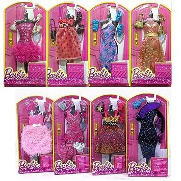 Mattel Robe pour poupée Barbie