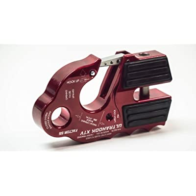 Factor 55 UltraHook XTV - UltraHook for UTV/ATV (Red): Automotive [5Bkhe2007431]