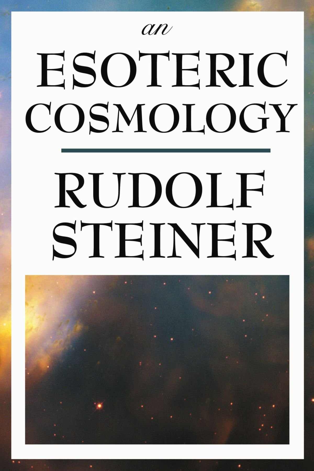 Download An Esoteric Cosmology pdf