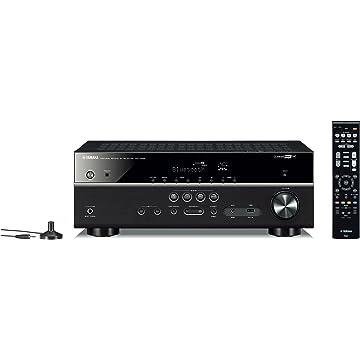 reliable RX-V485BL Ultra HD