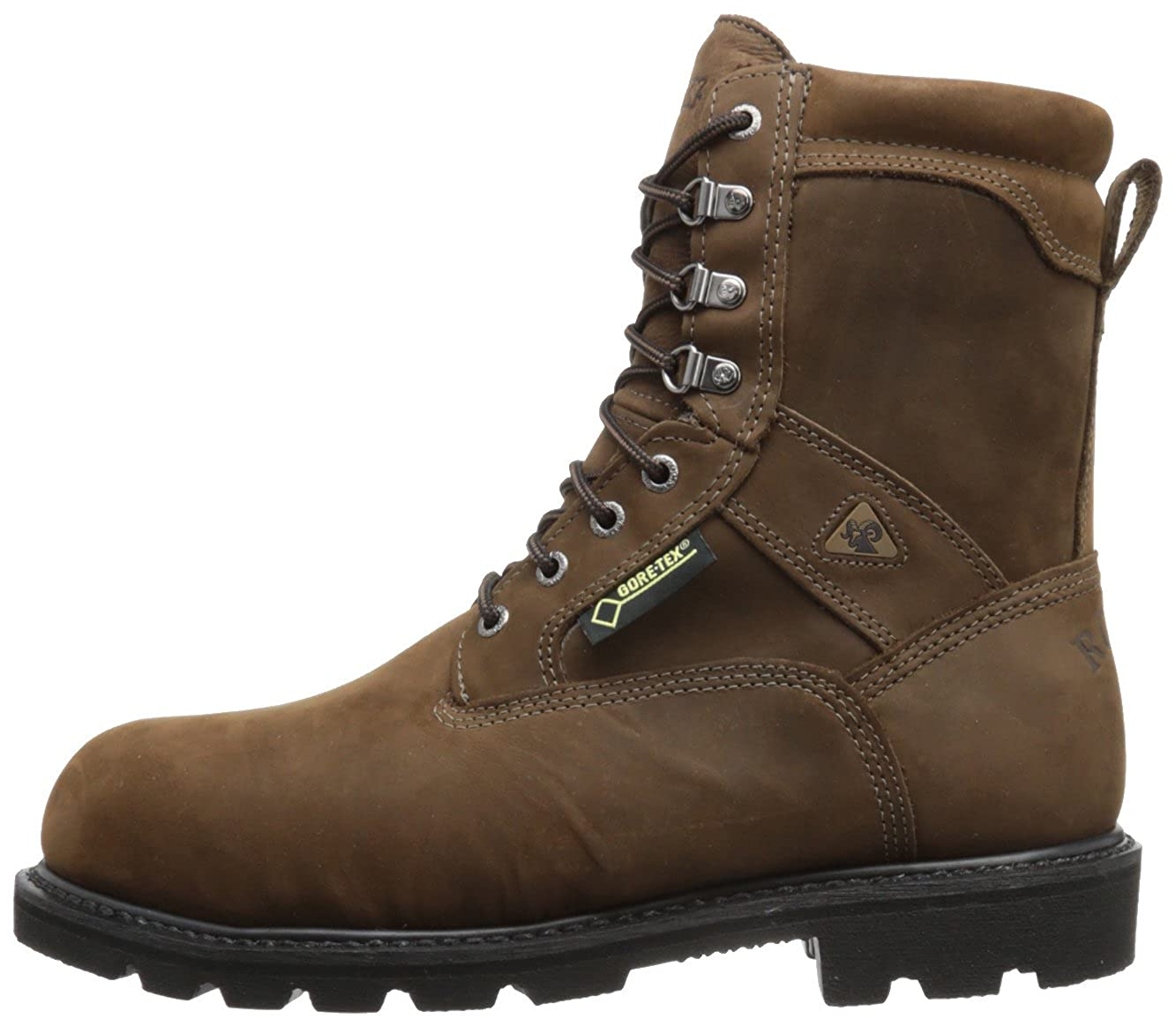 e10e53f2b64 Rocky Men's Ranger Steel Toe Insulated Gore-TEX Boots