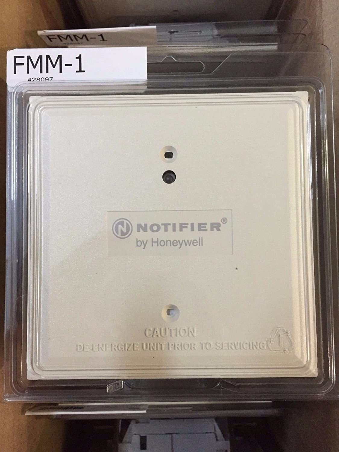 NOTIFIER FMM 1 MONITOR MODULE *ORIGINAL PACKAGE*