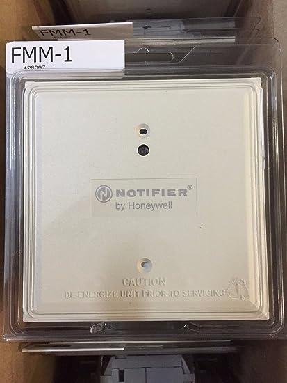 NOTIFIER FMM-1 MONITOR MODULE *ORIGINAL PACKAGE* - - Amazon com