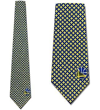 Corbata Para Hombre Corbata,Corbatas Golden State Warriors Corbata ...