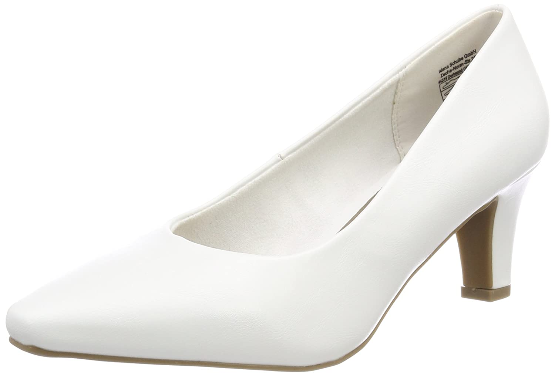 TALLA 39 EU. JANE KLAIN 224 787, Zapatos de tacón con Punta Cerrada para Mujer