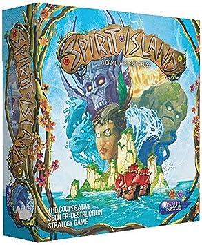 Greater Than Games Juego de Mesa Spirit Island Core: Amazon.es: Juguetes y juegos