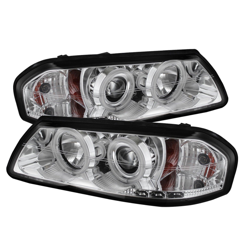 Amazon.com: Spyder Auto Chevy Impala CCFL Proyector LED ...
