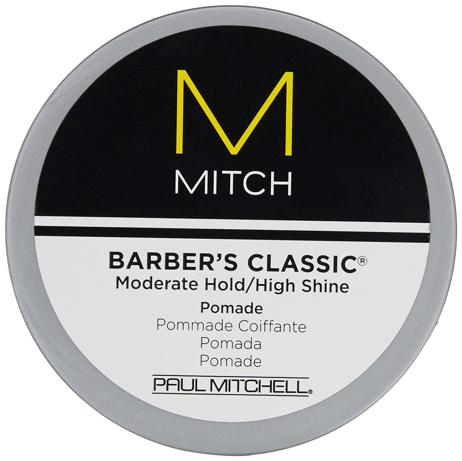 Amazon Mitch Barbers Classic Hair Pomade Luxury Beauty