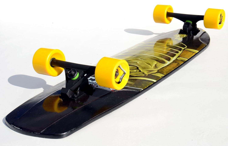 Deville Scorpion 38.0 Freeride Longboard MBS Mountain Boards 30032