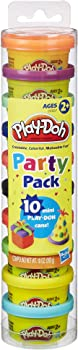 Hasbro 22037 1Oz Cans Play-Doh Party Pack