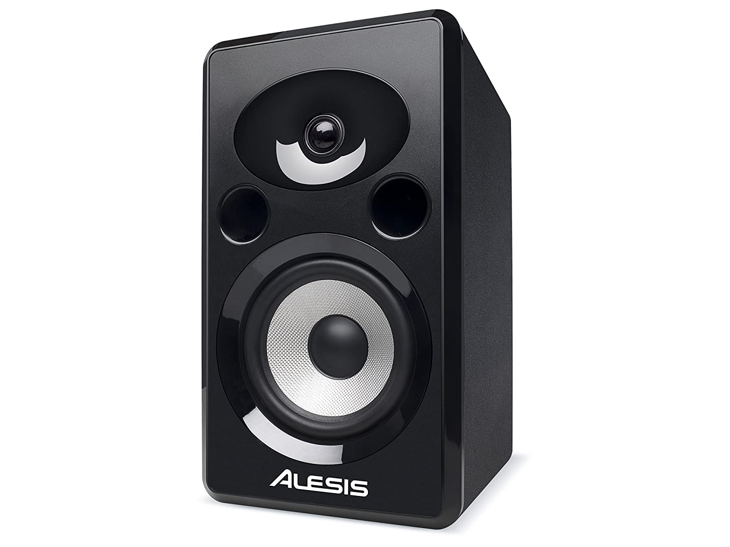 Alesis Elevate 6 Passive | 100-watt 6.5 Premium Passive Studio Monitor with HF Trim Switch & Binding Posts (Single Speaker) ELEVATE6PASSIVE Accessory Electronics Home Audio & Theater