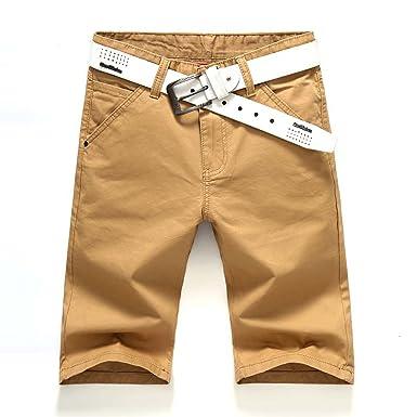 Amazon.com: Aancy pantalones cortos para hombre, estilo ...