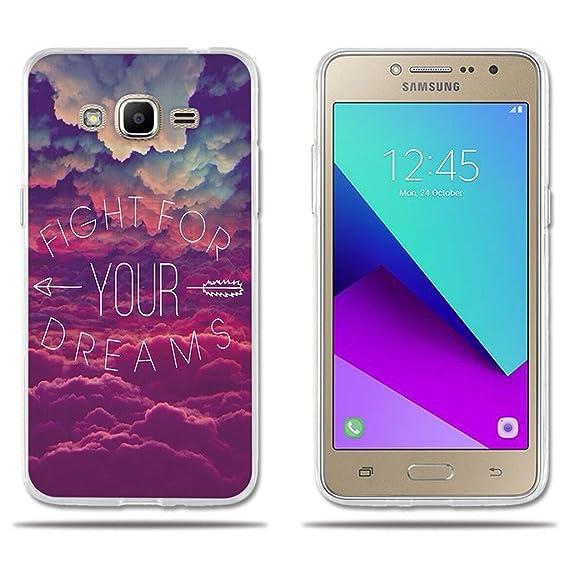 release date 6cd3e 8d865 Amazon.com: Samsung Galaxy J2 Prime Case Supreme Durable Silicone ...