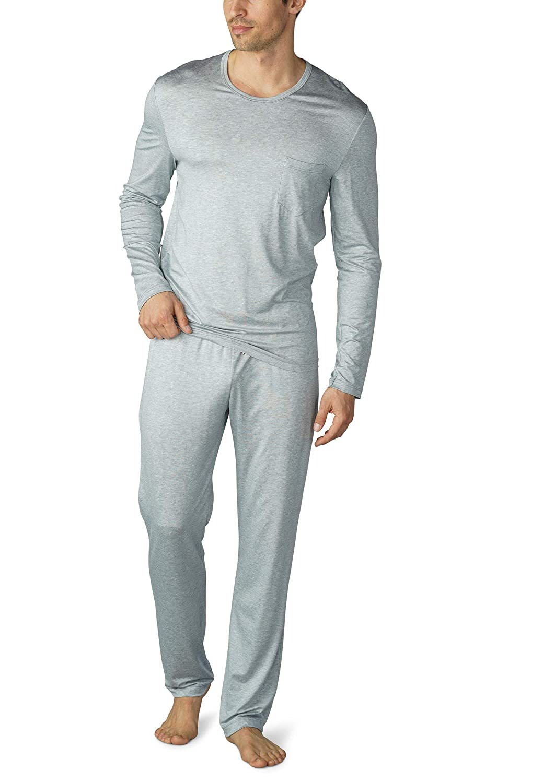 Serie Jefferson Modal Herren Homewear Shirts 65640 Mey Club Coll
