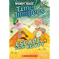 Escape from Egypt: A Branches Book (Time Jumpers #2) (2)