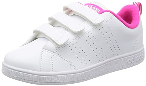 adidas Vs Advantage Clean, Sneakers Basses Mixte Enfant