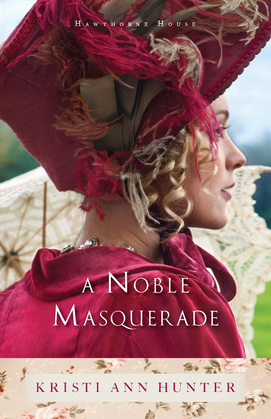 Image result for a noble masquerade cover