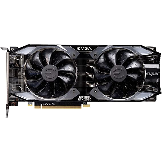 EVGA GeForce RTX 2060 Super XC Gaming, 08G-P4-3162-KP, 8GB GDDR6 ...