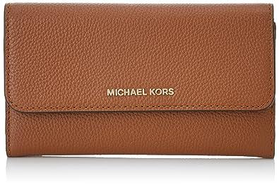 bf9ed12f69e6c Michael Kors Damen Mercer Large Trifold Wallet Geldbörse
