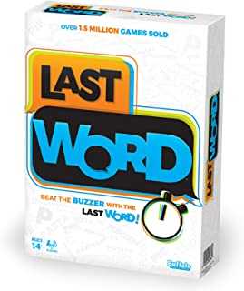 product image for LAST WORD - The race to have the final say! By Buffalo Games