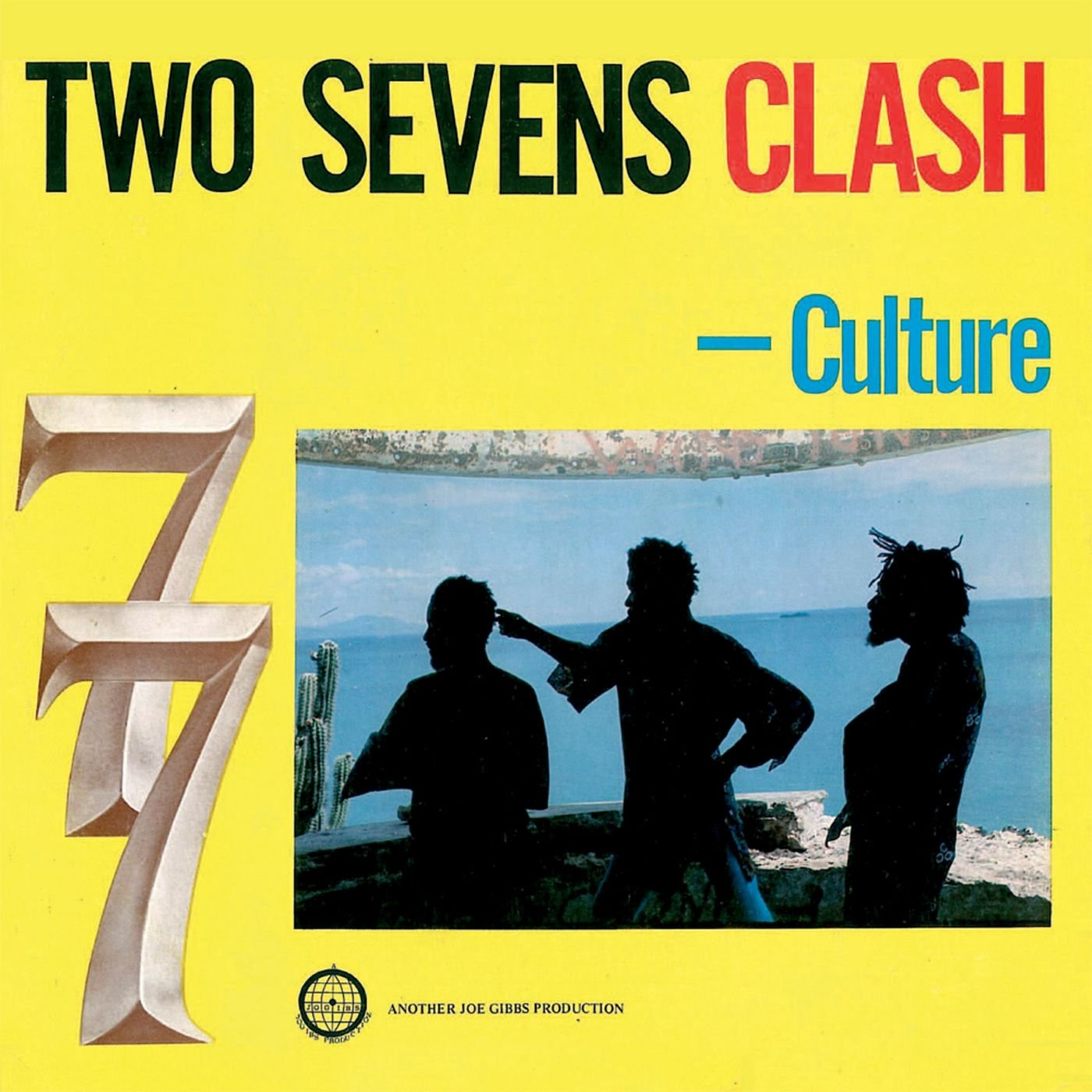 Vinilo : Culture - Two Sevens Clash (LP Vinyl)