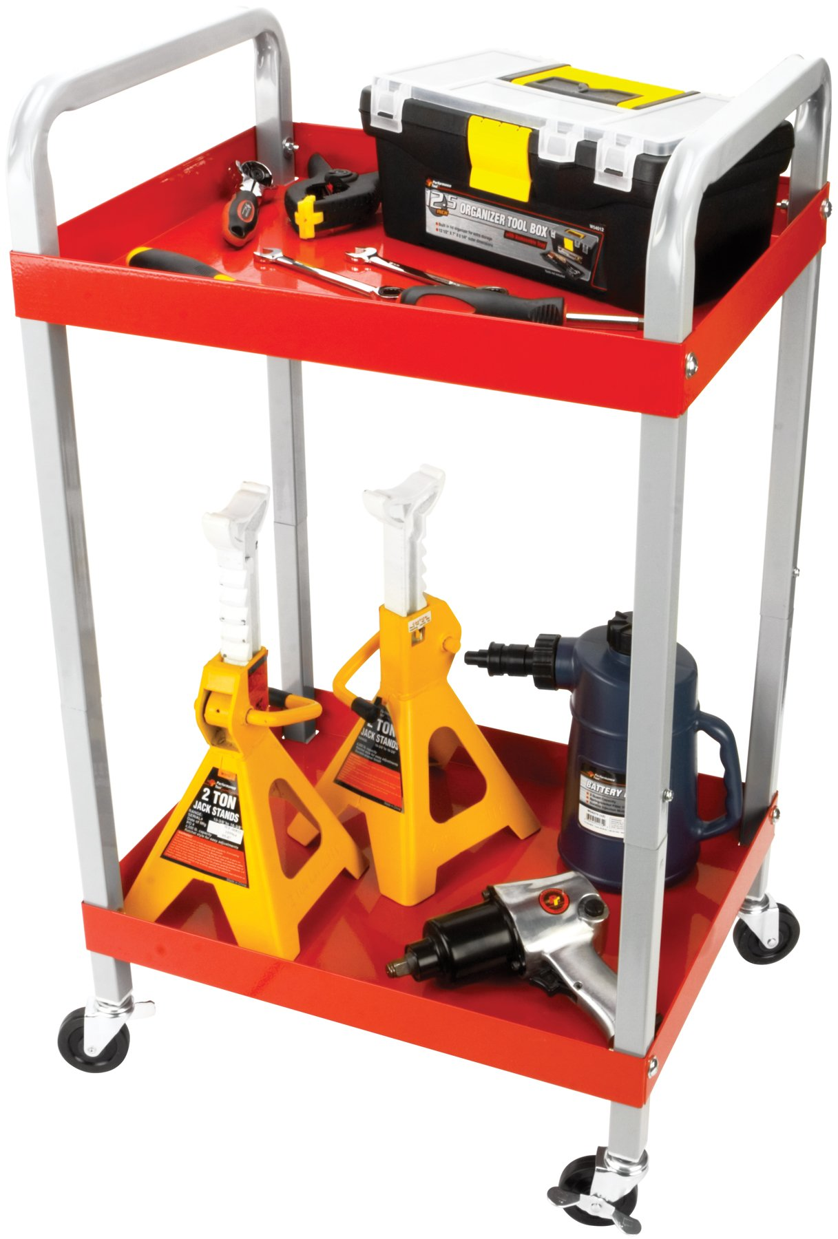 Performance Tool W53995 Compact Service Cart