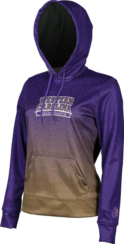 School Spirit Sweatshirt Heathered Western Carolina University Mens Pullover Hoodie