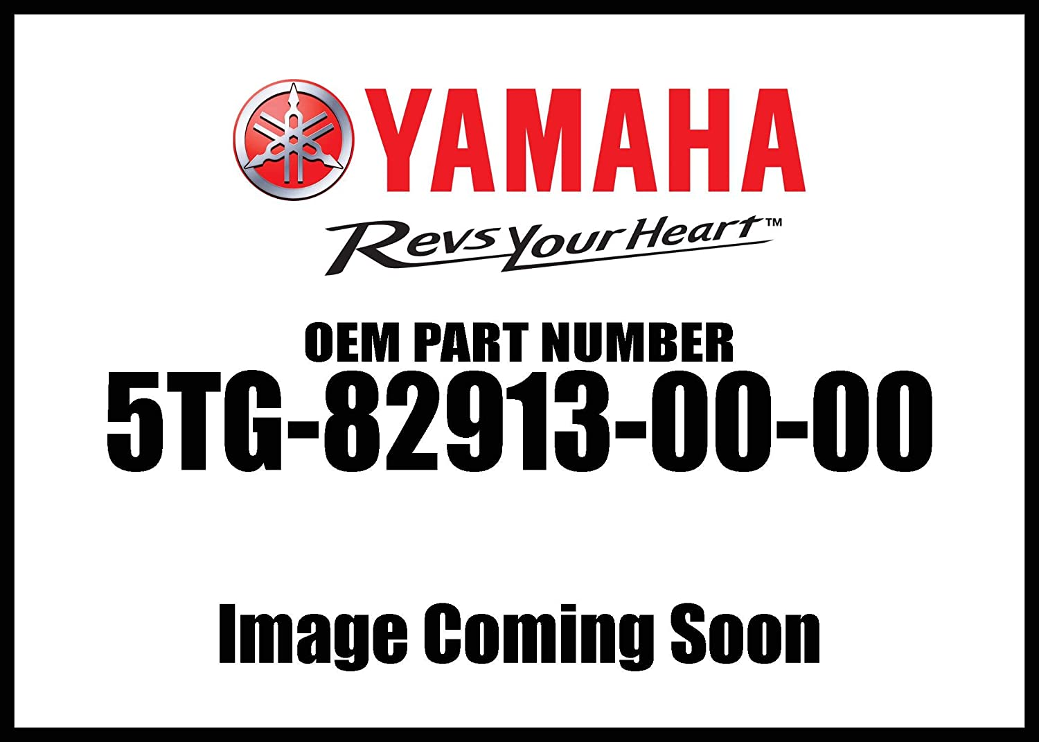 Yamaha 5TG-82913-00-00 Holder Lever Lower; ATV Motorcycle Snow Mobile Scooter Parts