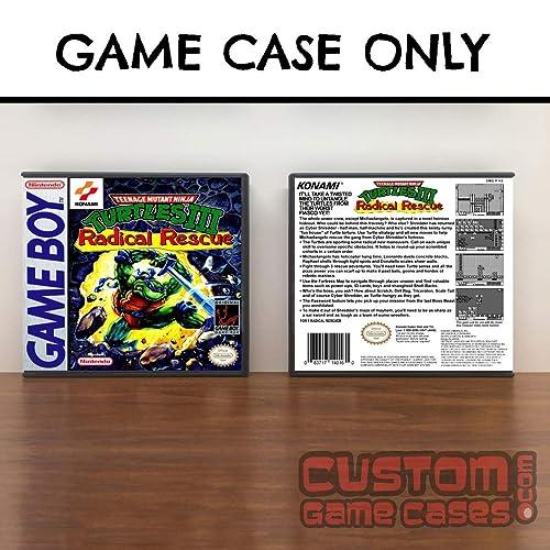 Amazon.com: Gameboy Teenage Mutant Ninja Turtles III ...
