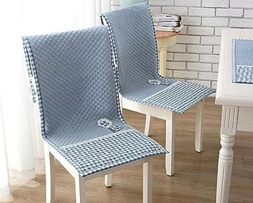 Siamese sedia con schienale basso cuscino del sedile antiscivolo con ...