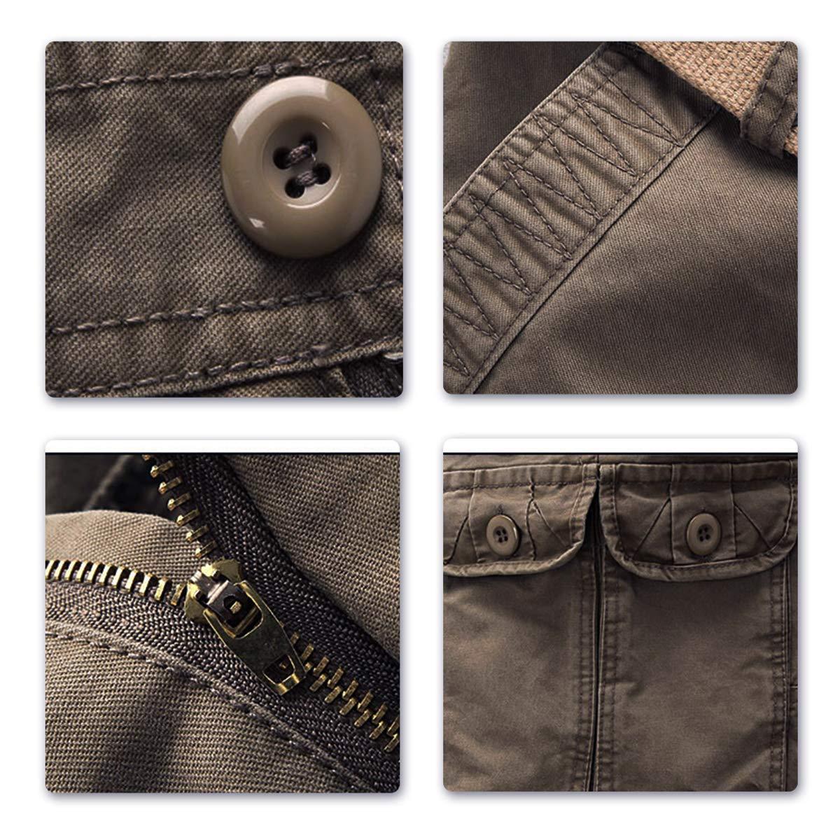 Allthemen Pantalones De Carga Casual Retro Para Hombre Combates De Trabajo Ropa De Trabajo Suelta Pantalones Negros Para Caminatas Al Aire Libre Pantalones Casuales Pantalones Ropa