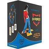 D-Force Nonslip USB Dance Pad