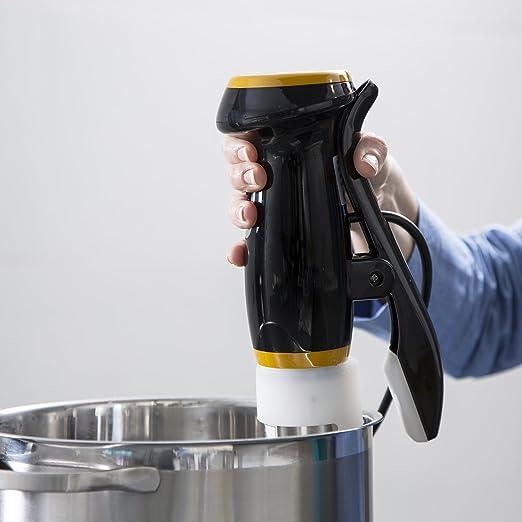 Cecotec 4029 Horno De Agua Que Permite Cocinar Al Vacío por In, Acero Inoxidable: Amazon.es: Hogar