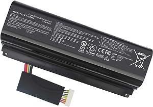 A42N1403 Battery for ASUS ROG G751JT G751JY G751JL G751JM G751 G751J G751JM-BHI7T25 G751JT-DH72 G751JL-BSI7T28 G751JT-DB73 G751JT-CH71 GFX71JT GFX71JM GFX71JY GFX71JY4710 A42LM93-12 Month Warranty