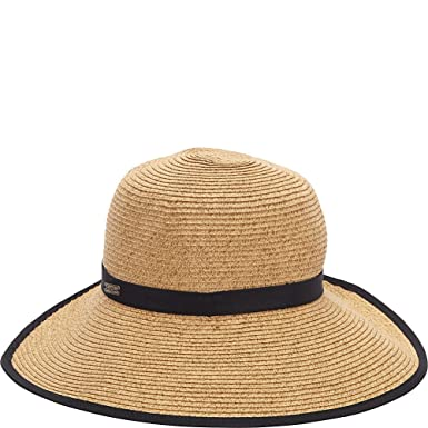 Sun  N  Sand Black French Laundry Packable Crushable Travel Hat at ... 45c3fb2160d