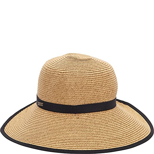 89959812df4 Sun  N  Sand Black French Laundry Packable Crushable Travel Hat at ...