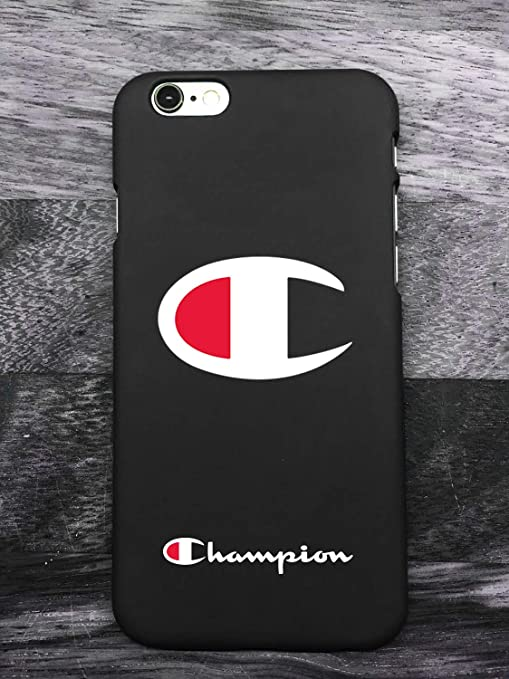 coque iphone 8 plus champion silicone